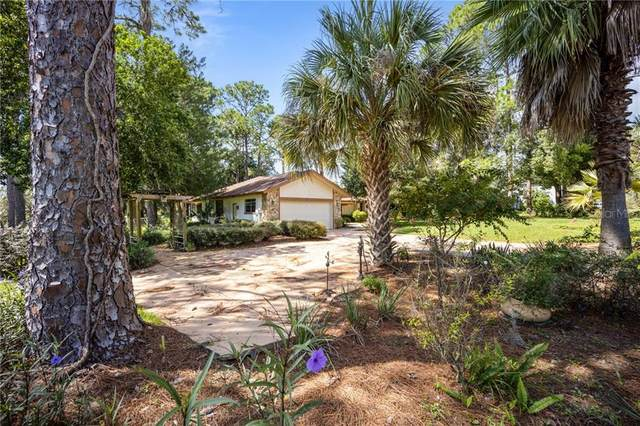 11740 Camp Drive, Dunnellon, FL 34432 (MLS #OM608989) :: Cartwright Realty