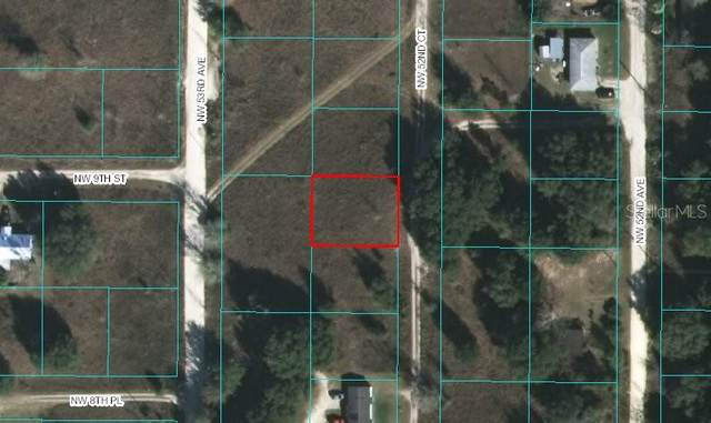 00 NW 52ND Court, Ocala, FL 34482 (MLS #OM609000) :: Young Real Estate