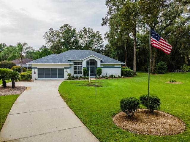 9849 SW 191ST Avenue, Dunnellon, FL 34432 (MLS #OM609019) :: Rabell Realty Group