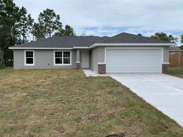 8760 SW 211TH Circle, Dunnellon, FL 34431 (MLS #OM609020) :: Heckler Realty