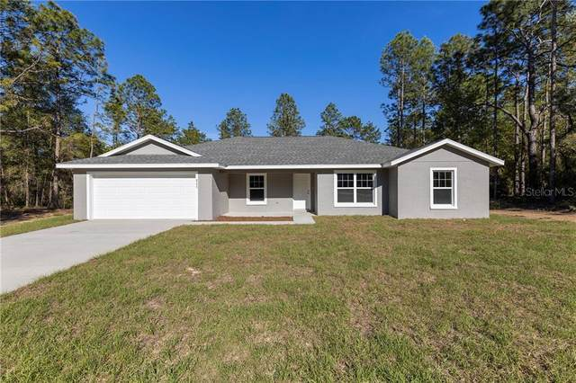 5810 SW 129TH TERRACE Road, Ocala, FL 34481 (MLS #OM609027) :: KELLER WILLIAMS ELITE PARTNERS IV REALTY