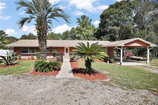 2781 W Cypress Drive, Dunnellon, FL 34433 (MLS #OM609050) :: Rabell Realty Group