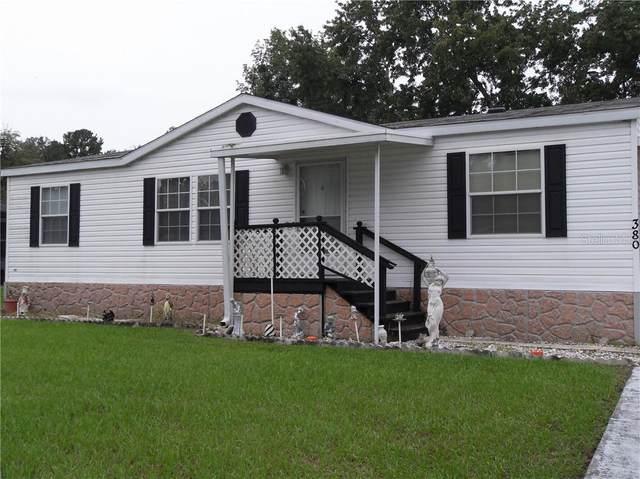 380 NE 64TH Avenue, Ocala, FL 34470 (MLS #OM609092) :: Southern Associates Realty LLC
