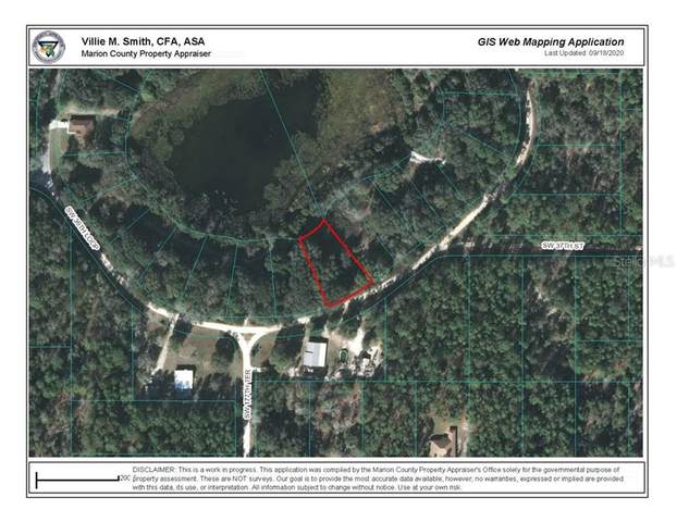 Sw 36Th Loop, Dunnellon, FL 34432 (MLS #OM609098) :: Rabell Realty Group