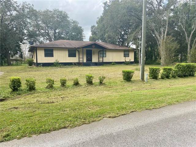 24392 SW Shorewood Drive N, Dunnellon, FL 34431 (MLS #OM609101) :: Lockhart & Walseth Team, Realtors