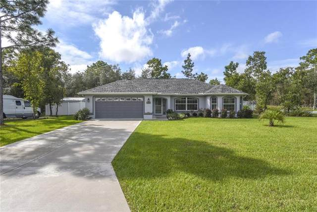 2444 W Oakland Lane, Citrus Springs, FL 34434 (MLS #OM609120) :: Mark and Joni Coulter | Better Homes and Gardens