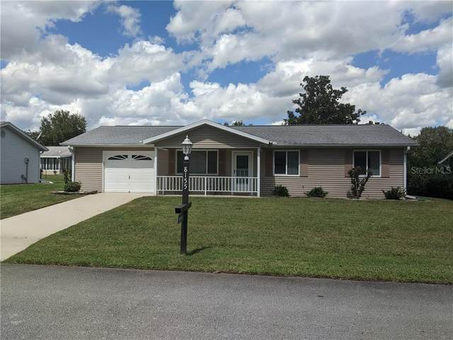 8155 SW 108TH LANE Road, Ocala, FL 34481 (MLS #OM609235) :: Premier Home Experts