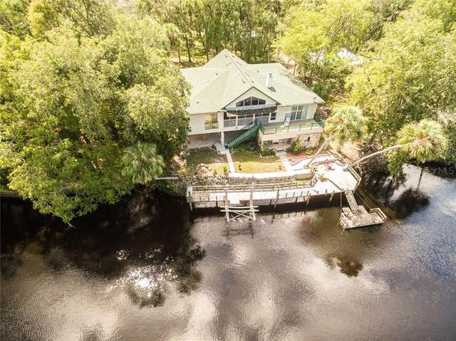 14131 W River Road, Inglis, FL 34449 (MLS #OM609240) :: KELLER WILLIAMS ELITE PARTNERS IV REALTY