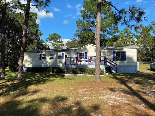 16687 SW 42ND Loop, Ocala, FL 34481 (MLS #OM609282) :: Premier Home Experts