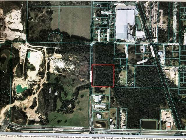 NW 27TH Avenue, Ocala, FL 34475 (MLS #OM609293) :: Heckler Realty