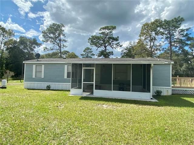 10021 SW 157TH Lane, Dunnellon, FL 34432 (MLS #OM609331) :: Team Buky