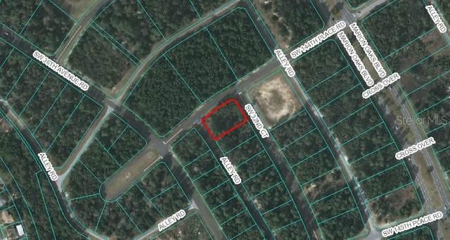 00 SW 144TH PL Road, Ocala, FL 34473 (MLS #OM609382) :: Griffin Group
