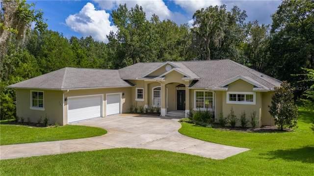 727 SW 89TH Terrace W, Ocala, FL 34481 (MLS #OM609426) :: Pepine Realty