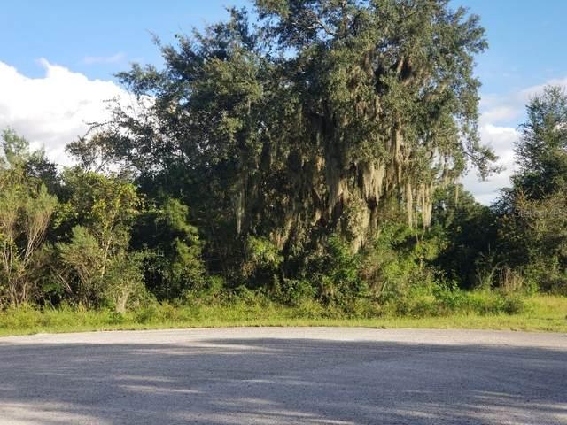 SW 40TH Court, Ocala, FL 34476 (MLS #OM609485) :: Tuscawilla Realty, Inc
