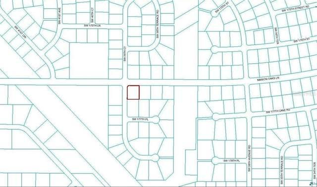 00 Marion Oaks Lane (Corner Sw 39Th Crt), Ocala, FL 34473 (MLS #OM609539) :: Premium Properties Real Estate Services