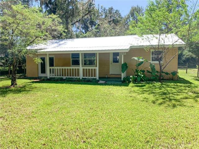 3205 NW 128TH Lane, Gainesville, FL 32653 (MLS #OM609582) :: Griffin Group