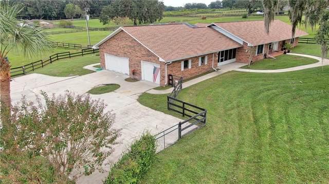 8015 NW 136TH AVENUE Road, Ocala, FL 34482 (MLS #OM609650) :: Memory Hopkins Real Estate