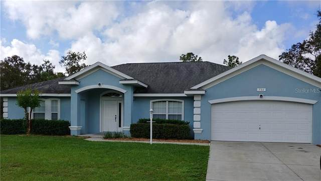 756 Marion Oaks Manor, Ocala, FL 34473 (MLS #OM609768) :: Pepine Realty
