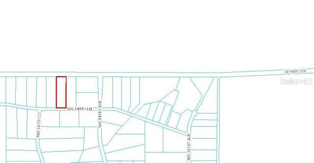 Lot 8 Nw 148Th Lane, Williston, FL 32696 (MLS #OM609862) :: Premier Home Experts