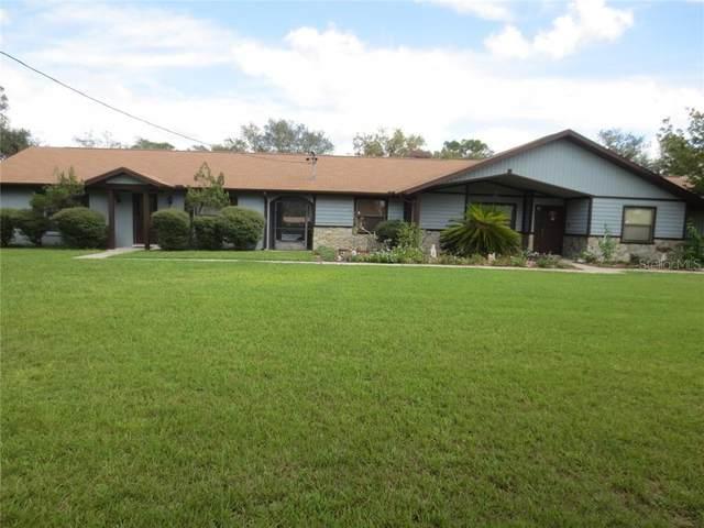 10225 N Ranch Hand Avenue, Dunnellon, FL 34433 (MLS #OM609922) :: KELLER WILLIAMS ELITE PARTNERS IV REALTY