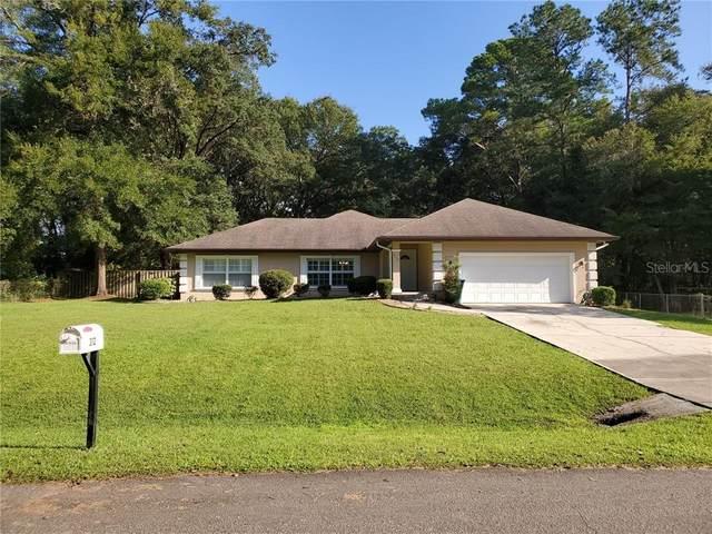 312 NE 10TH Place, Williston, FL 32696 (MLS #OM610004) :: Premier Home Experts