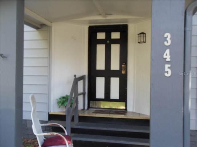 345 NE 64TH Avenue, Ocala, FL 34470 (MLS #OM610075) :: Southern Associates Realty LLC