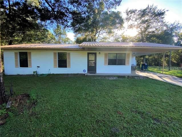 70 Easy Street, Bronson, FL 32621 (MLS #OM610093) :: Griffin Group