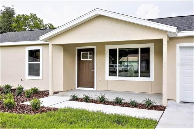 16134 SW 44 Circle, Ocala, FL 34473 (MLS #OM610096) :: Delgado Home Team at Keller Williams