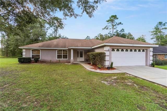 4210 SW 155TH Court, Ocala, FL 34481 (MLS #OM610115) :: Delgado Home Team at Keller Williams