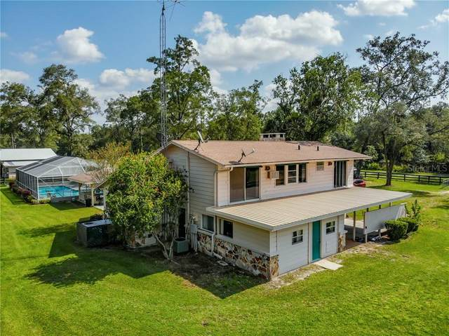 9416 NW 125TH Avenue, Ocala, FL 34482 (MLS #OM610140) :: Alpha Equity Team