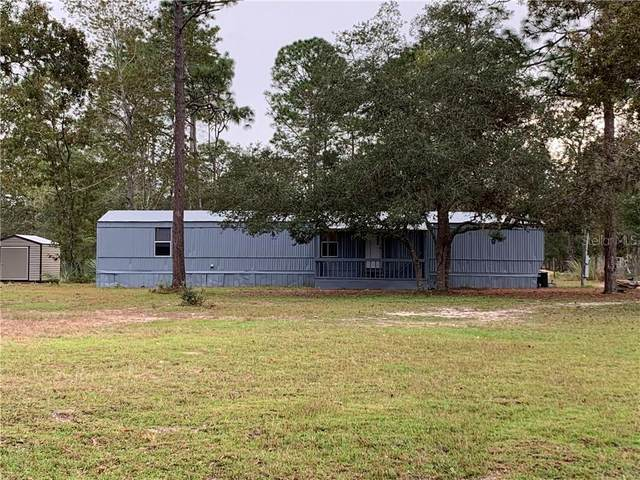 4200 SW 189TH Avenue, Dunnellon, FL 34432 (MLS #OM610148) :: Bustamante Real Estate