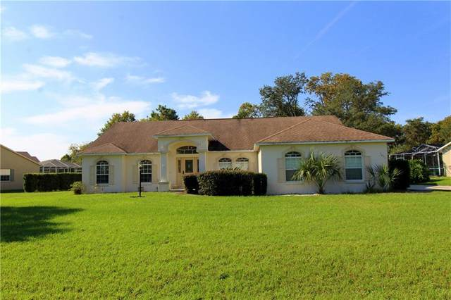5034 SW 111TH LANE Road, Ocala, FL 34476 (MLS #OM610236) :: Pepine Realty