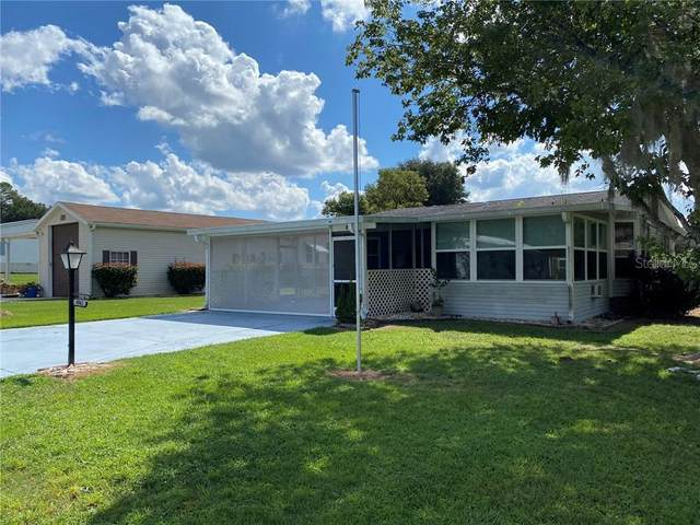 4862 SE 130TH Place, Belleview, FL 34420 (MLS #OM610263) :: Griffin Group