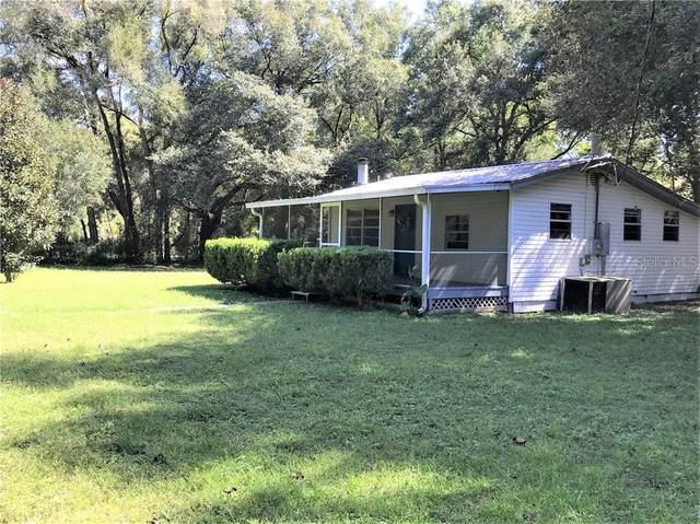 19130 NE 50TH Street, Williston, FL 32696 (MLS #OM610348) :: Team Bohannon Keller Williams, Tampa Properties
