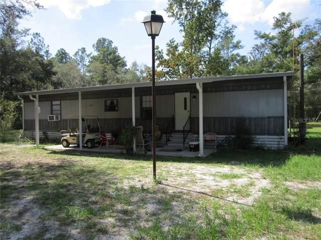16350 NE 140TH Court, Fort Mc Coy, FL 32134 (MLS #OM610367) :: Griffin Group