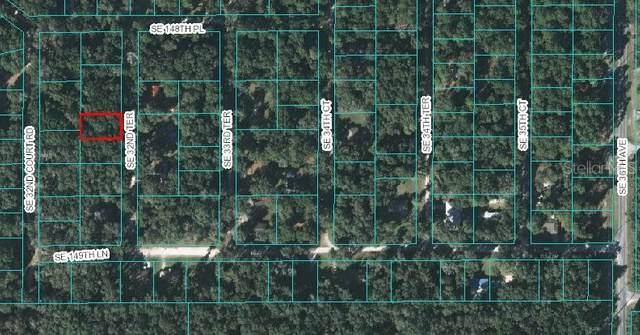 00 SE 32ND Terrace, Summerfield, FL 34491 (MLS #OM610369) :: Delgado Home Team at Keller Williams