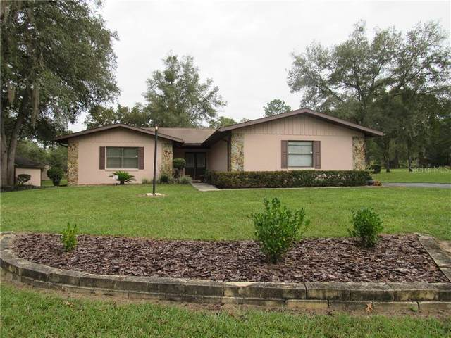 20835 SW 81ST Loop, Dunnellon, FL 34431 (MLS #OM610394) :: Carmena and Associates Realty Group