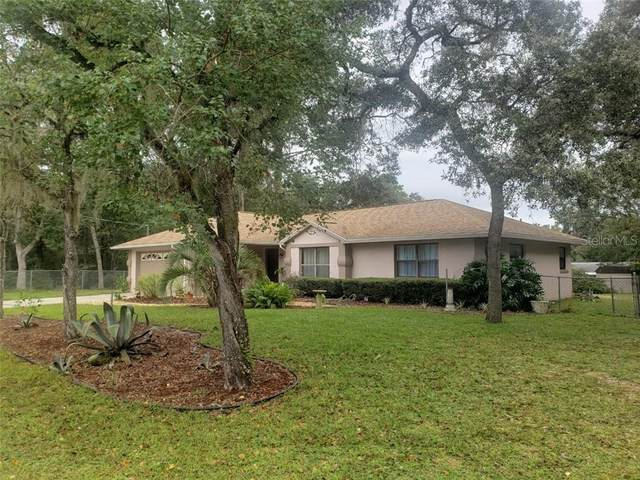 19659 SW Eagle Drive, Dunnellon, FL 34431 (MLS #OM610429) :: The Paxton Group