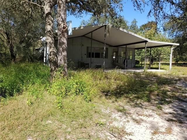 8191 NE 118TH Terrace, Bronson, FL 32621 (MLS #OM610444) :: Griffin Group