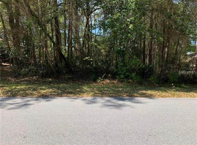 TBD SW 85TH Loop, Dunnellon, FL 34432 (MLS #OM610501) :: Griffin Group