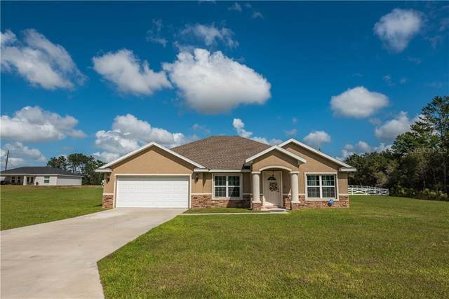 4431 SW 110TH Lane, Ocala, FL 34476 (MLS #OM610526) :: Premier Home Experts