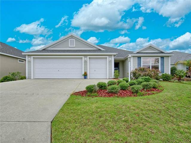 955 Eubanks Lane, The Villages, FL 32163 (MLS #OM610553) :: Realty Executives in The Villages