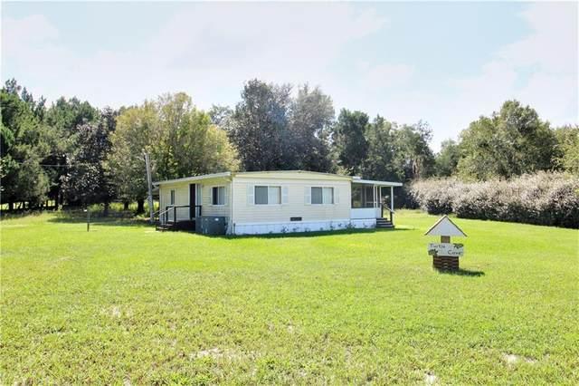 7708 W Riverbend Road, Dunnellon, FL 34433 (MLS #OM610556) :: Team Bohannon Keller Williams, Tampa Properties