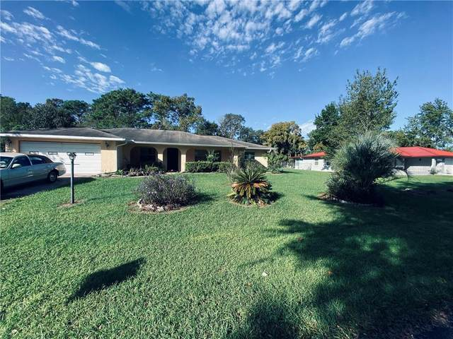 567 Silver Course Circle, Ocala, FL 34472 (MLS #OM610609) :: The Kardosh Team