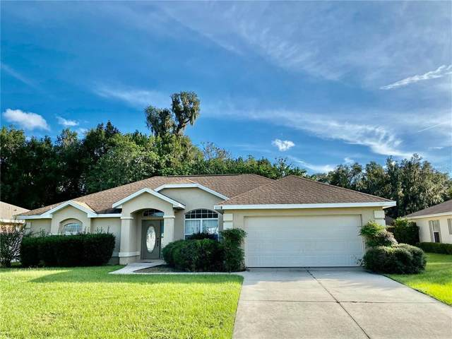4468 NW 46TH Street, Ocala, FL 34482 (MLS #OM610622) :: Sarasota Property Group at NextHome Excellence