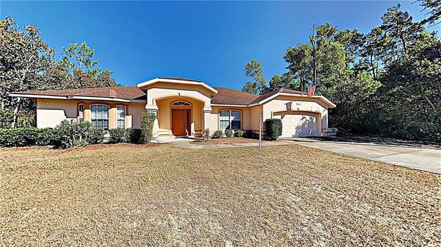 13048 SW 35TH Circle, Ocala, FL 34473 (MLS #OM610627) :: Griffin Group