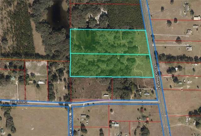 950 SE Highway 41, Williston, FL 32696 (MLS #OM610648) :: Pepine Realty