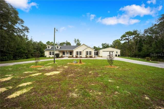4793 W Southern Street, Lecanto, FL 34461 (MLS #OM610663) :: The Nathan Bangs Group