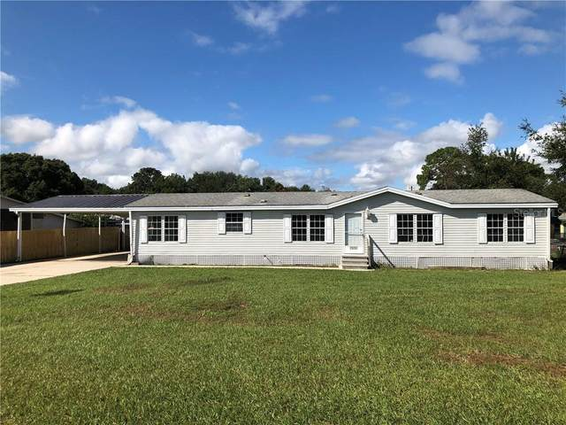 15050 SE 103RD Avenue, Summerfield, FL 34491 (MLS #OM610666) :: Premier Home Experts