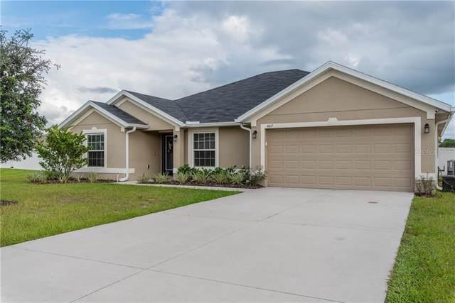 407 Benjamin Court, Fruitland Park, FL 34731 (MLS #OM610695) :: Your Florida House Team